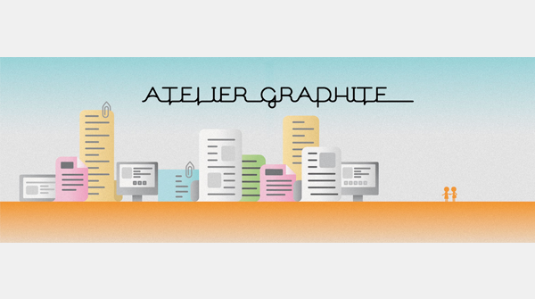 Logo Atelier Graphite