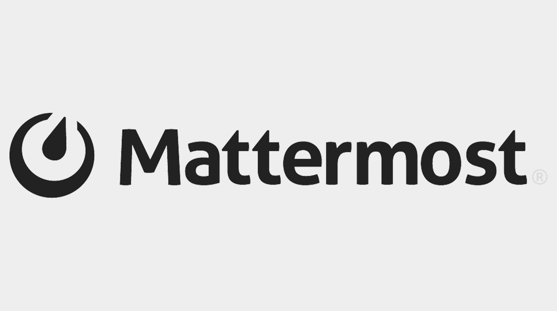 Logo MATTERMOST