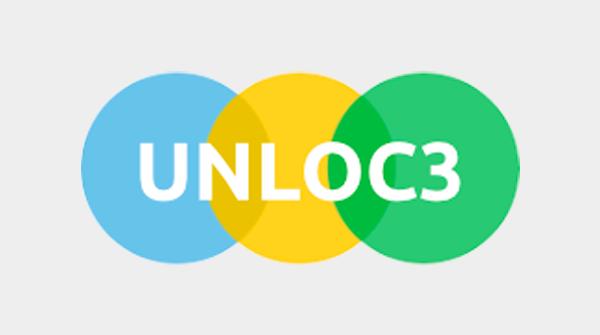 Logo UNLOC 3
